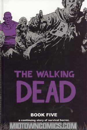 Walking Dead Book 5 HC