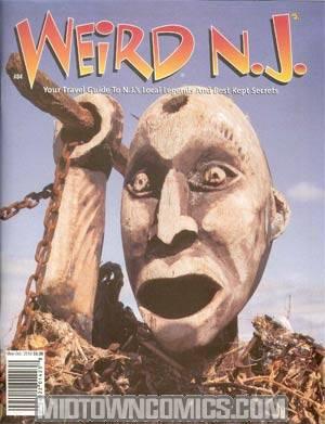 Weird NJ #34