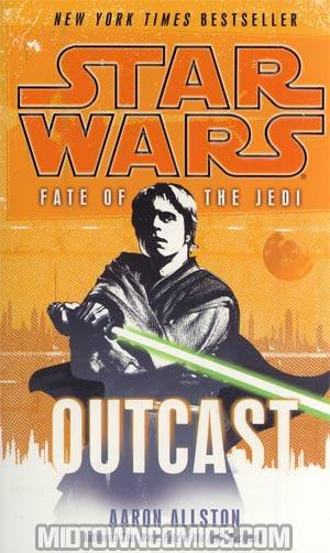 Star Wars Fate Of The Jedi Outcast MMPB