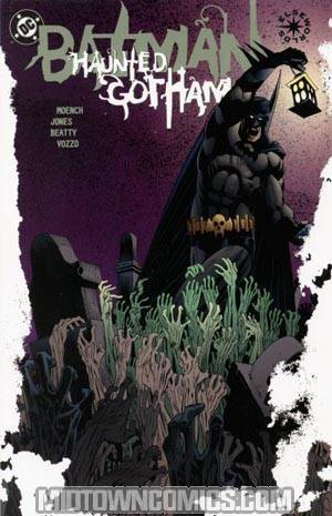 Batman Haunted Gotham #2