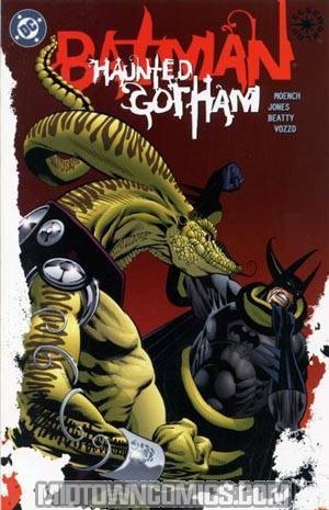 Batman Haunted Gotham #3