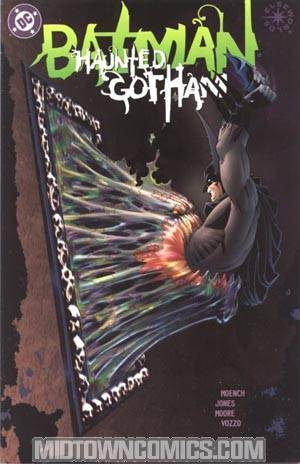 Batman Haunted Gotham #4