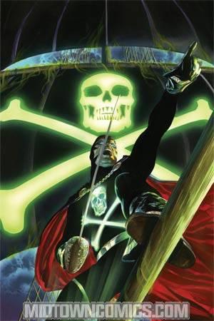 Black Terror Vol 3 #10 Incentive Alex Ross Virgin Cover
