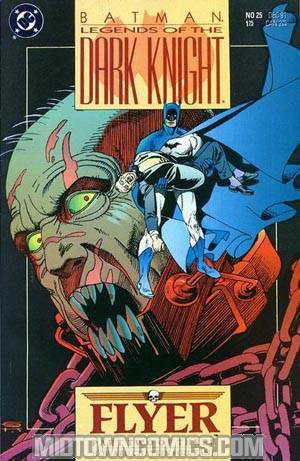 Batman Legends Of The Dark Knight #25