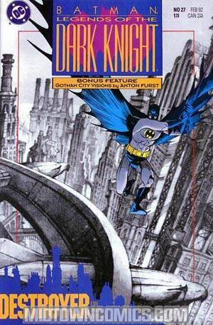 Batman Legends Of The Dark Knight #27