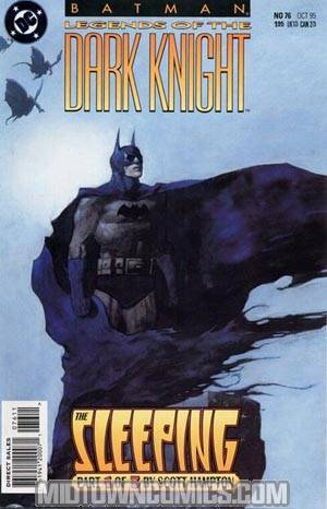 Batman Legends Of The Dark Knight #76