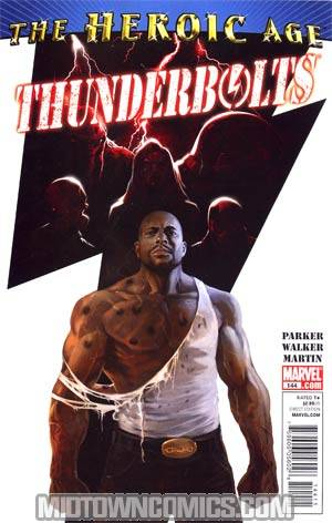 Thunderbolts #144 1st Ptg Regular Marko Djurdjevic Cover (Heroic Age Tie-In)
