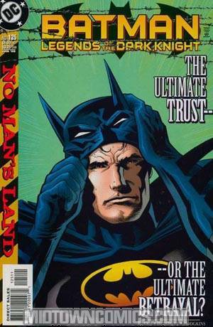 Batman Legends Of The Dark Knight #125