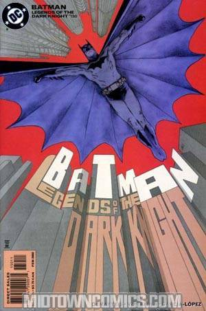 Batman Legends Of The Dark Knight #150