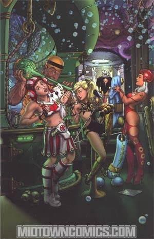Starstruck Vol 2 #10 Cover B Incentive Michael William Kaluta Virgin Cover