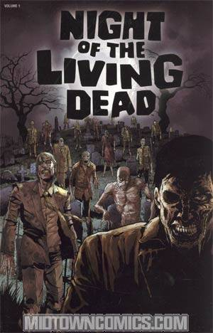 Night Of The Living Dead Vol 1 TP