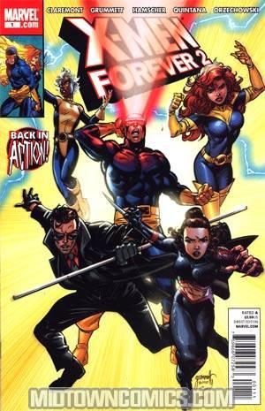X-Men Forever 2 #1