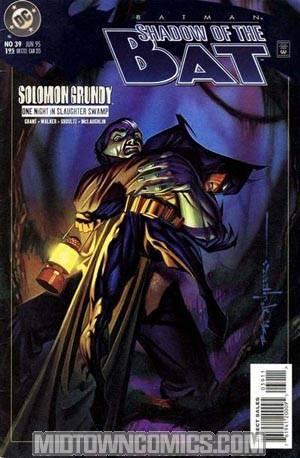 Batman Shadow Of The Bat #39