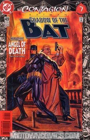 Batman Shadow Of The Bat #49