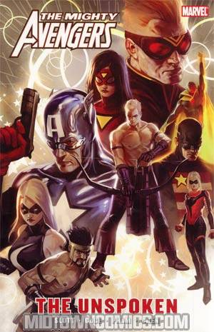 Mighty Avengers Vol 6 Unspoken TP