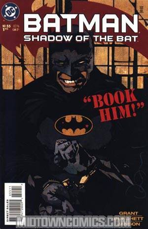 Batman Shadow Of The Bat #55