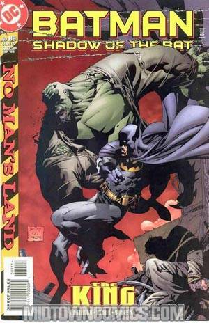Batman Shadow Of The Bat #89