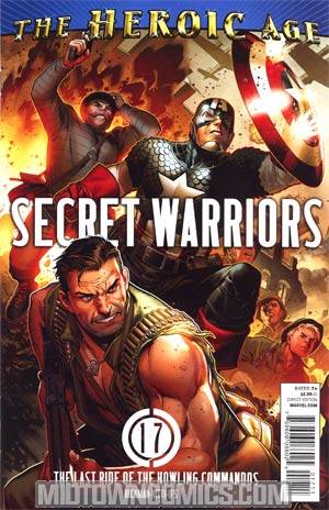 Secret Warriors #17 (Heroic Age Tie-In)