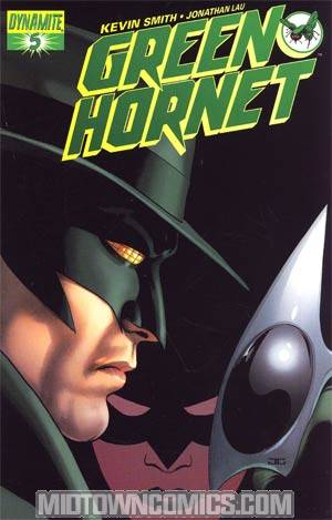 Kevin Smiths Green Hornet #5 Cover B Regular John Cassaday Cover