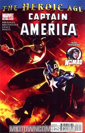 Captain America Vol 5 #607 (Heroic Age Tie-In)