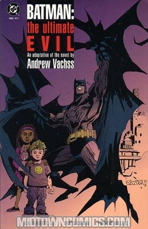 Batman The Ultimate Evil #1