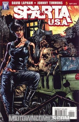 Sparta USA #5