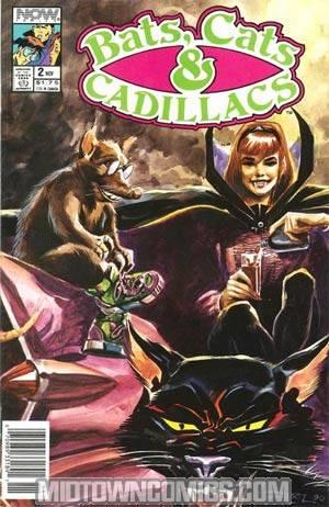 Bats Cats & Cadillacs #2