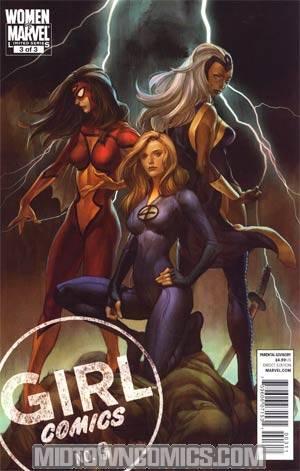 Girl Comics Vol 2 #3