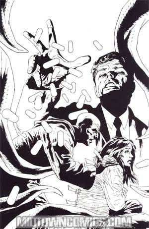 Calling Cthulhu Chronicles #1 Incentive Sean Phillips Sketch Cover