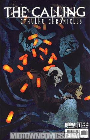 Calling Cthulhu Chronicles #1 Regular Cover A