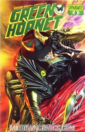 Kevin Smiths Green Hornet #6 Cover A Regular Alex Ross Cover