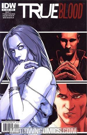 True Blood #1 1st Ptg Regular Cover A
