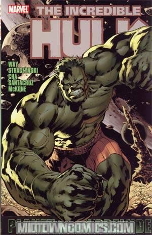Hulk Planet Hulk Prelude TP All-New Edition