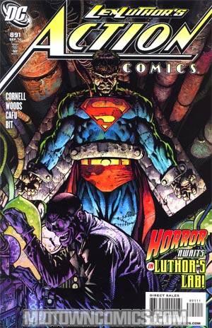 Action Comics #891