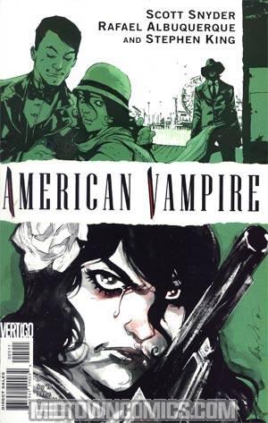 American Vampire #5 Cover A Regular Rafael Albuquerque Cover