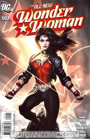 Wonder Woman Vol 3 #601 Cover B Incentive Alex Garner Variant Cover