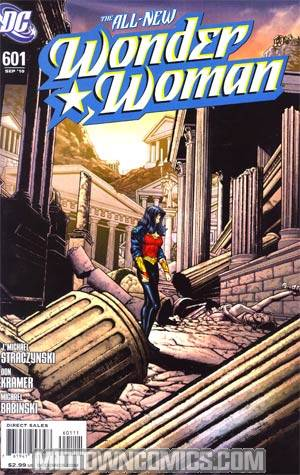 Wonder Woman Vol 3 #601 Cover A Regular Don Kramer Cover