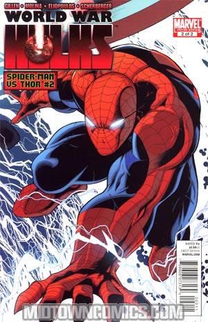 World War Hulks Spider-Man vs Thor #2