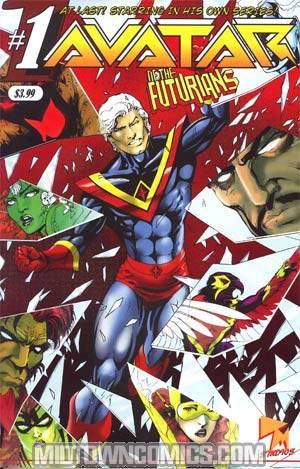 Avatar Of The Futurians #1