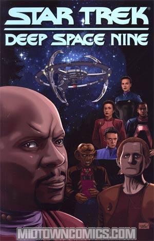 Star Trek Deep Space Nine Fools Gold TP