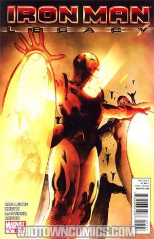 Iron Man Legacy #5
