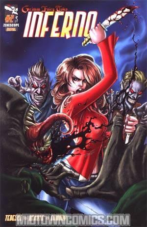 Grimm Fairy Tales Inferno #2 Cover A Joe Benitez