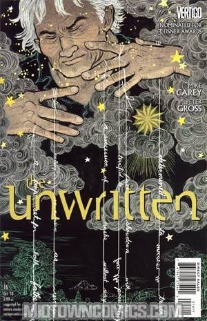 Unwritten #16