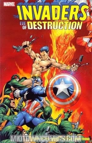 Invaders Eve Of Destruction TP