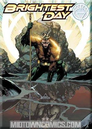 Brightest Day #1 Aquaman Magnet (29753DC)