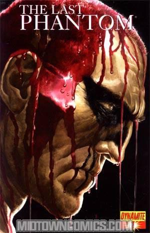 Last Phantom #1 Regular Alex Ross Close-Up Cover