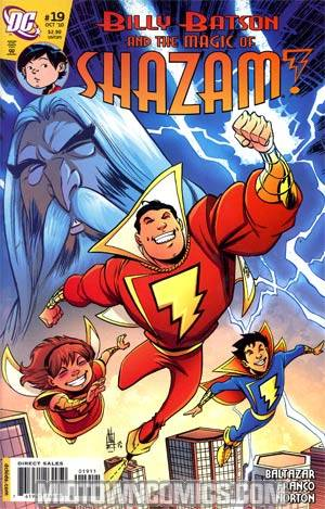 Billy Batson And The Magic Of SHAZAM #19