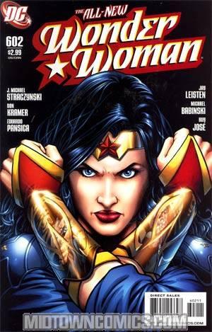 Wonder Woman Vol 3 #602 Cover A Regular Don Kramer Cover