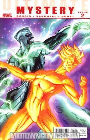 Ultimate Comics Mystery #2