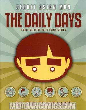 Secret Asian Man The Daily Days TP